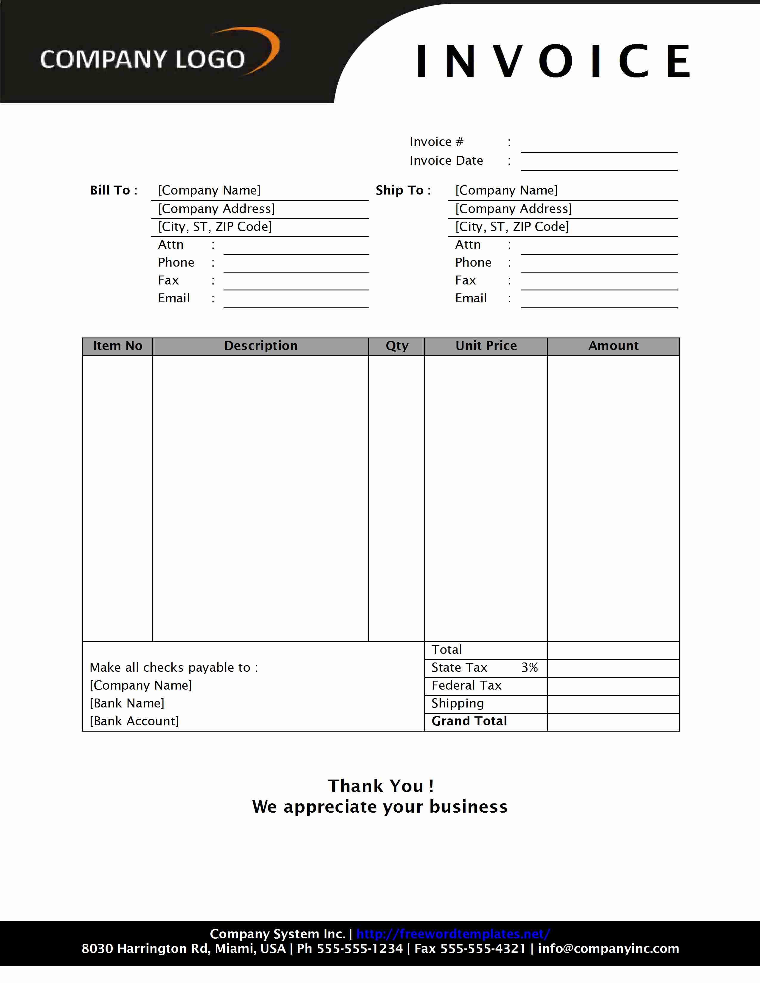 Simple-Sales-Invoice