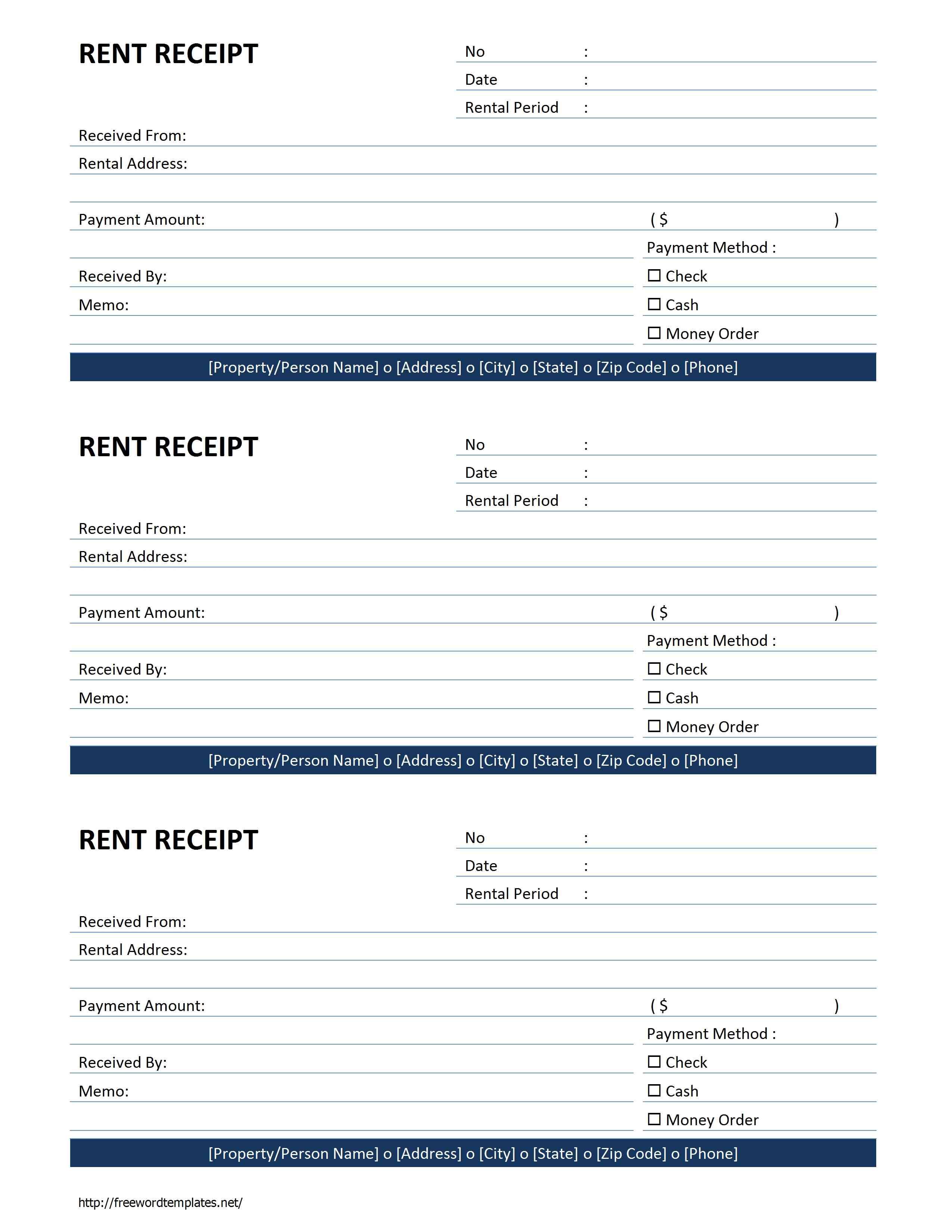 152-Rent-Receipt