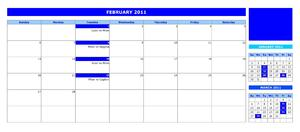 monthly calendar open office templates. Black Bedroom Furniture Sets. Home Design Ideas